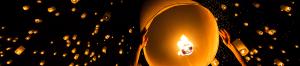 Lanternes volantes lyon